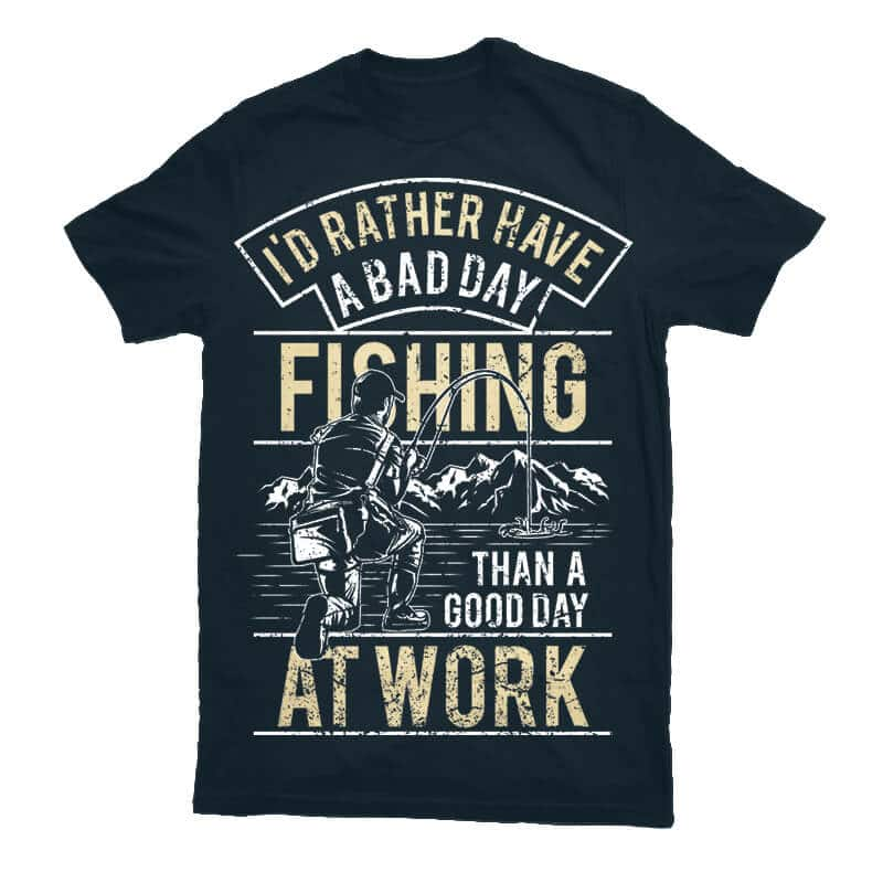 Fishing buy t shirt design