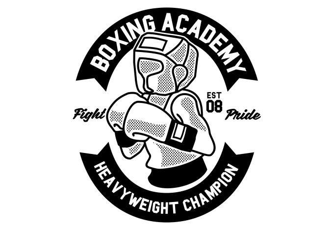 Boxing Academy Display - Boxing Academy buy t shirt design