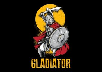 Gladiator T-Shirt Design buy t shirt design