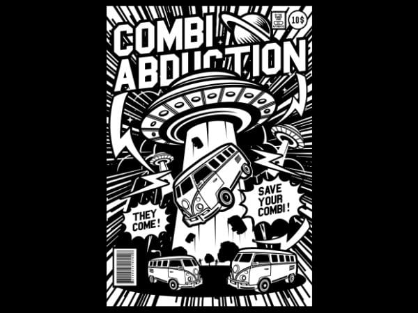 Combi Abduction Display 600x450 - Combi Abduction buy t shirt design