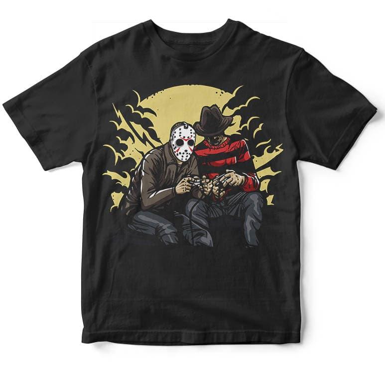Dark Gamers buy t shirt design - Dark Gamers t shirt design buy t shirt design