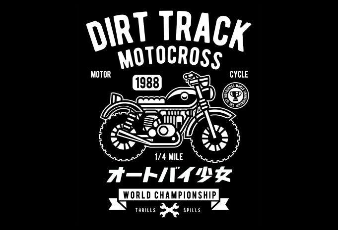 Dirt Track Display - Dirt Track buy t shirt design