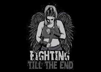 Fighter 02 buy t shirt design