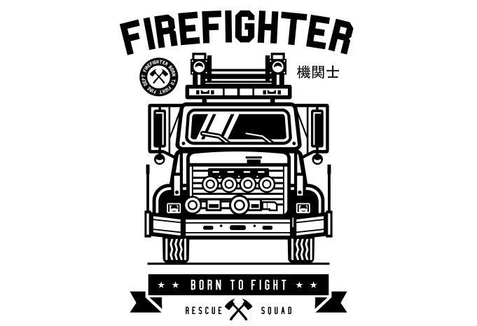 Firefighter Display - Firefighter buy t shirt design