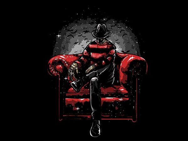 Nightmare Side t shirt design buy t shirt design