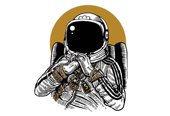Space Dee Jay buy tshirt design - Space Dee Jay t shirt design buy t shirt design