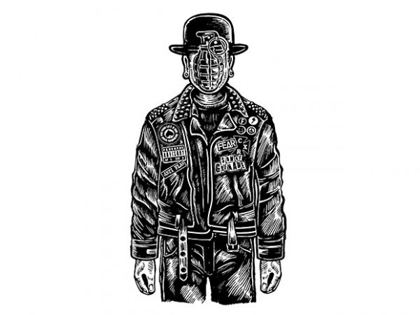 The Son Of Grenade t shirt design