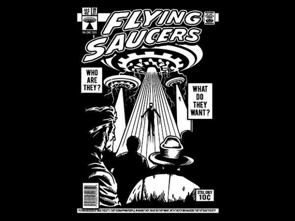 UFO tshirt design 600x450 - UFO t shirt design buy t shirt design