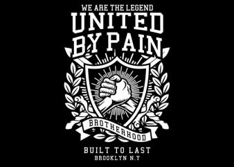 """<span itemprop=""""name"""">United By Pain</span>"""