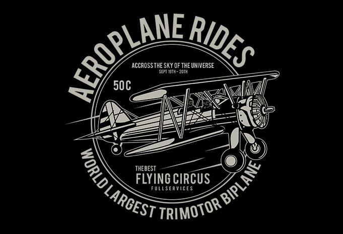Aeroplane t shirt design - Aeroplane T shirt Design buy t shirt design