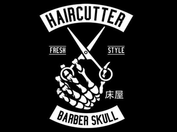 Haircutter buy t shirt design