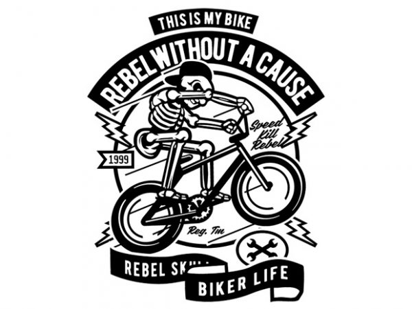 Rebel Without A Cause t shirt design online