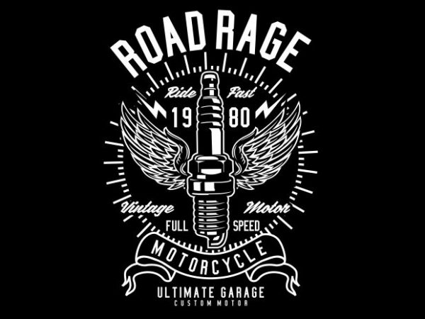Road Rage buy t shirt design
