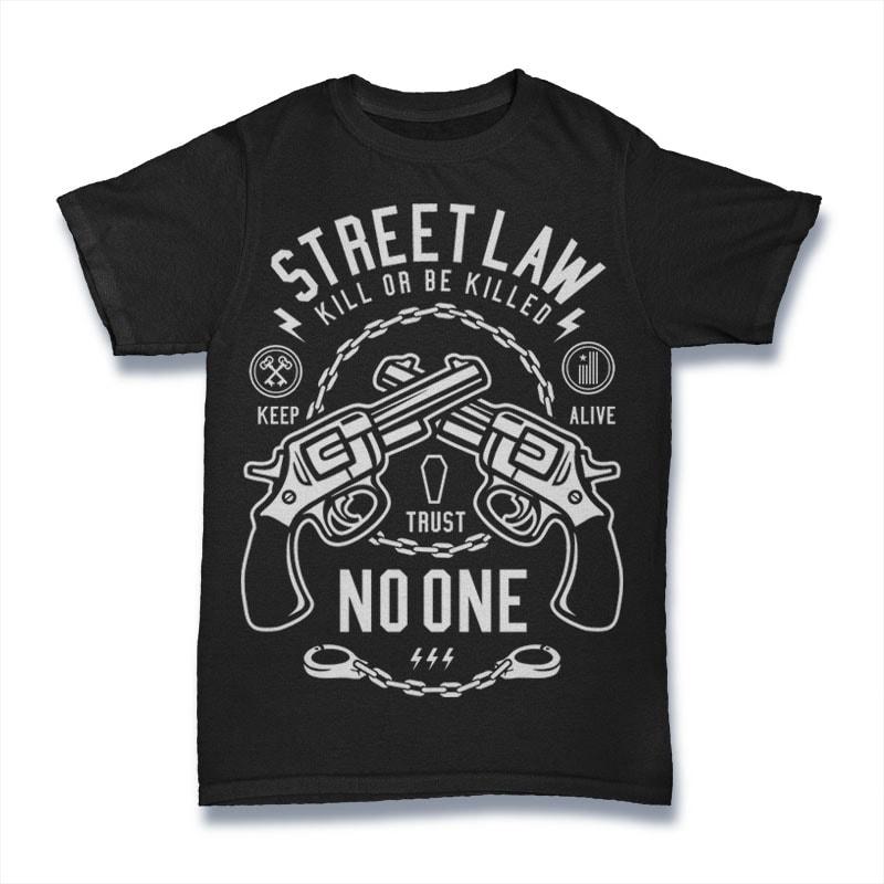Street Law buy t shirt design