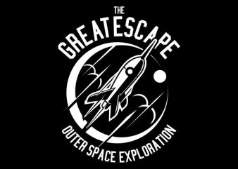 The Great Escape buy t shirt design