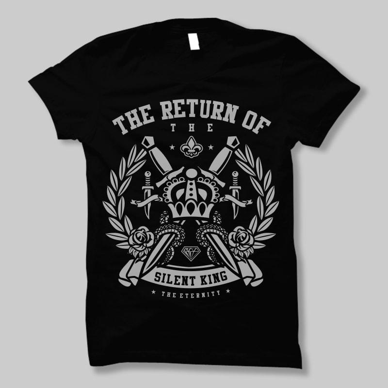 Crown t shirt design buy t shirt design