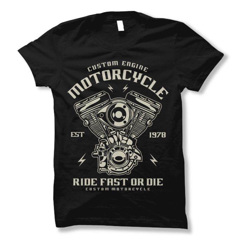 Custom Engine t shirt design buy t shirt design