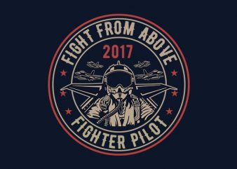 Death From Above t shirt design