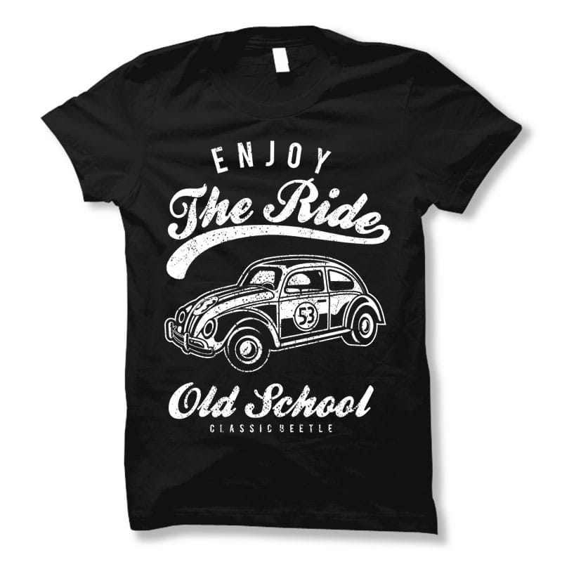 Enjoy The Ride t shirt design buy t shirt design