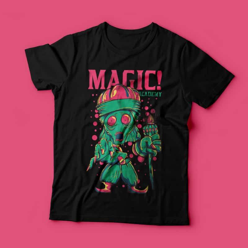 Magic Academy buy t shirt design