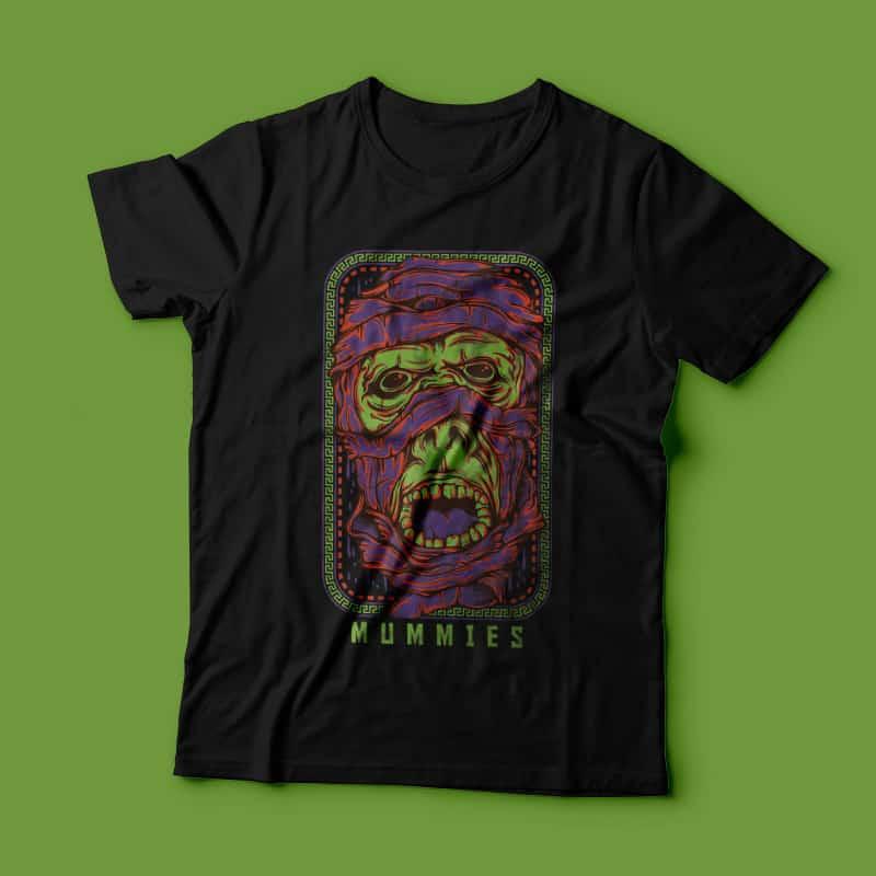 The Mummi buy t shirt design
