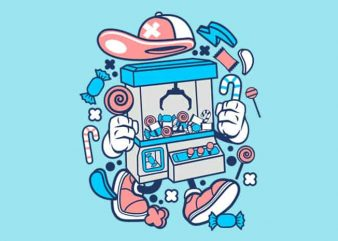 Crane Machine buy t shirt design