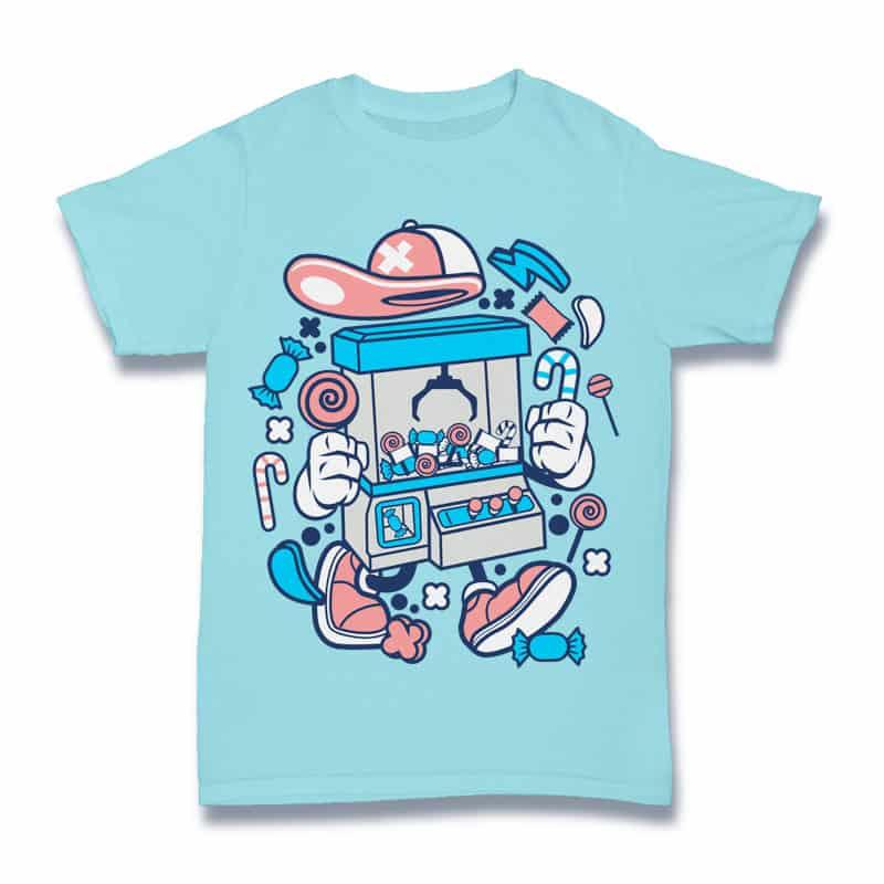 Crane Machine buy t shirt design