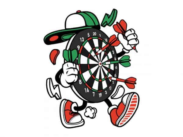 Dart BTD  600x450 - Dart buy t shirt design