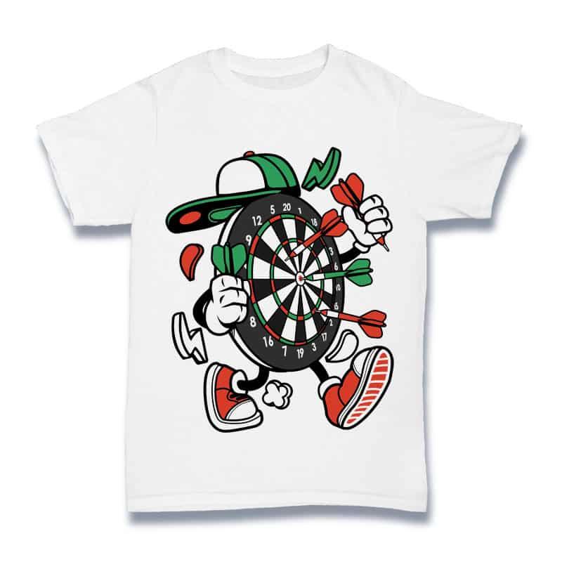 Dart buy t shirt design