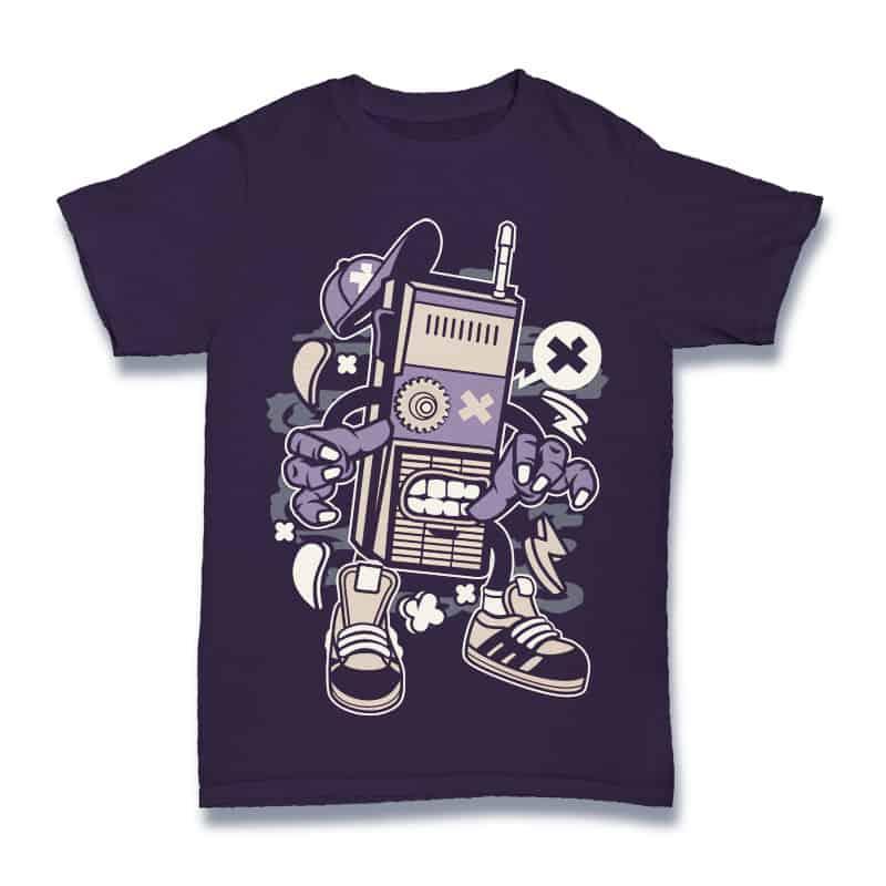 Dead Walkie buy t shirt design
