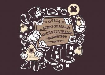 Ouija buy t shirt design