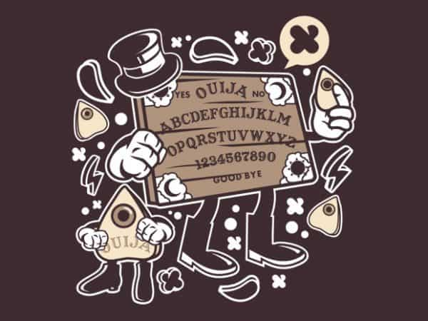 Ouija BTD  600x450 - Ouija buy t shirt design
