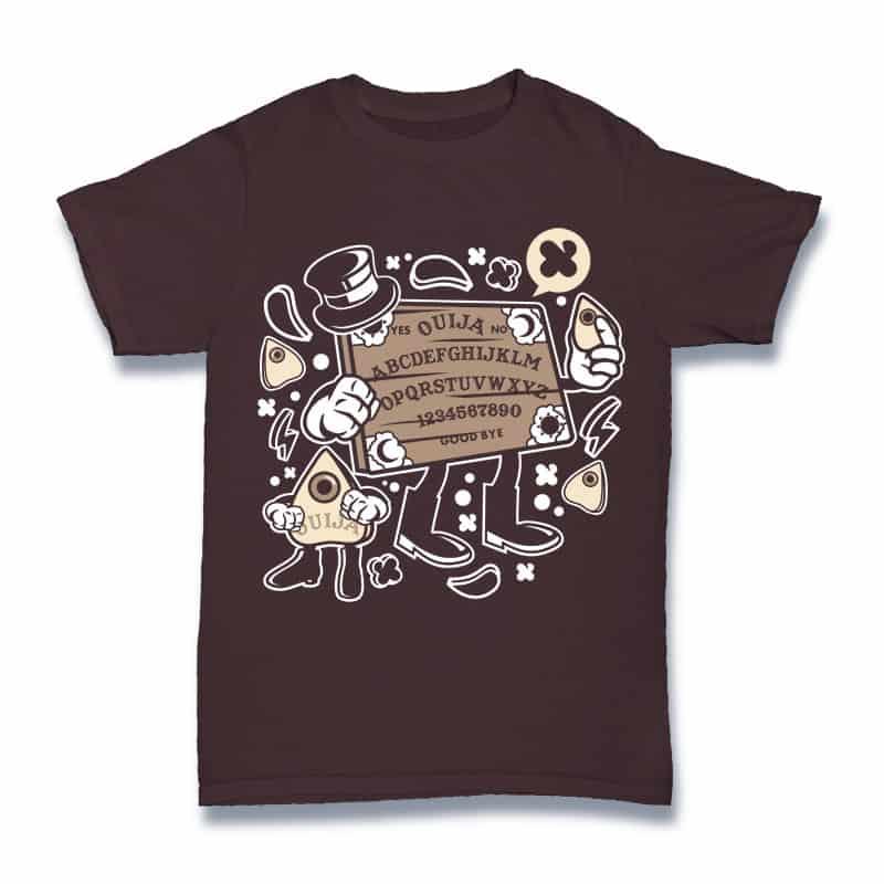 Ouija buy t shirt design