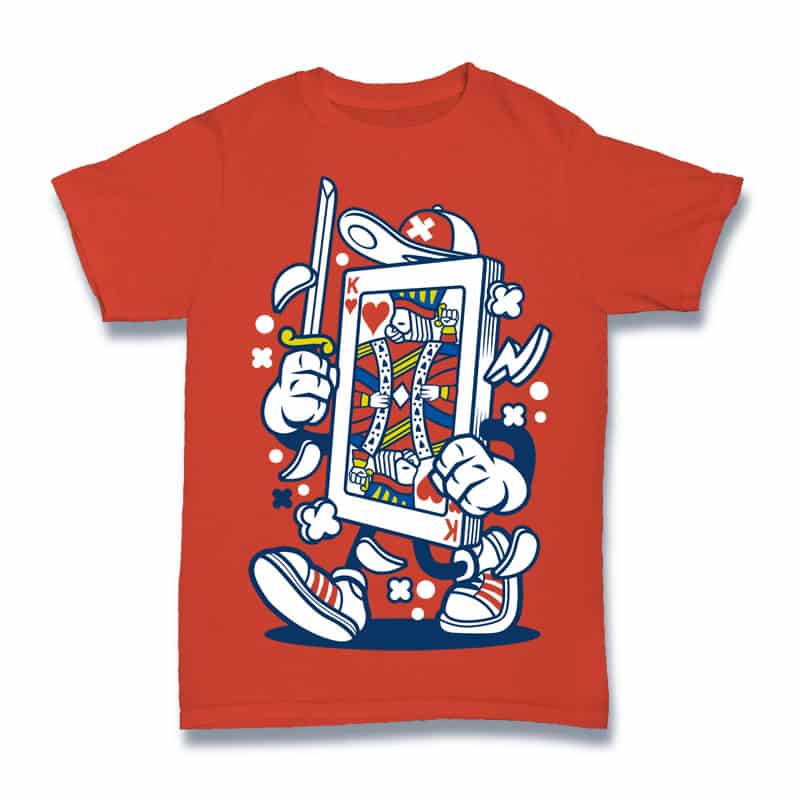 Playing Card buy t shirt design