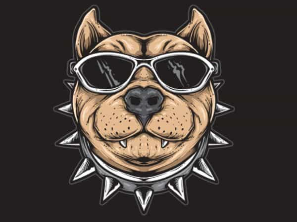funky dog btd 600x450 - Funky Dog buy t shirt design