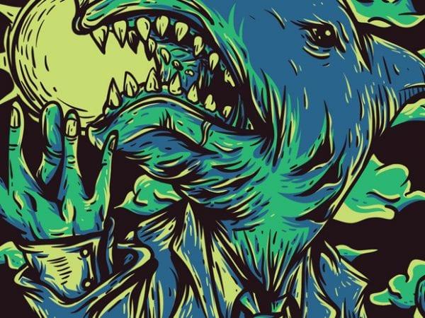 1 11 600x450 - Shark City buy t shirt design