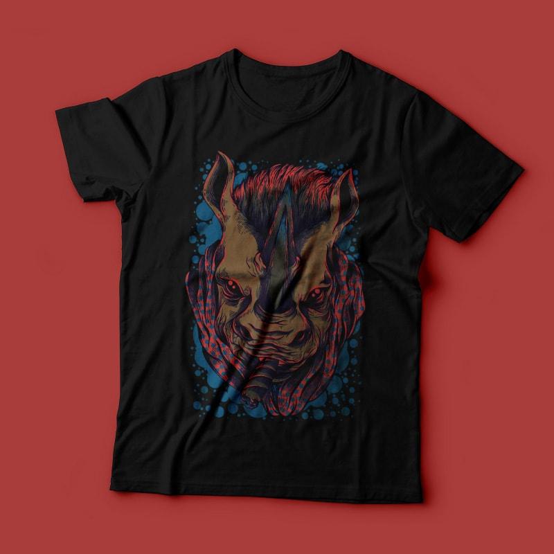 Rhino Cheroses buy t shirt design