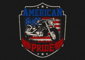 American Pride buy t shirt design