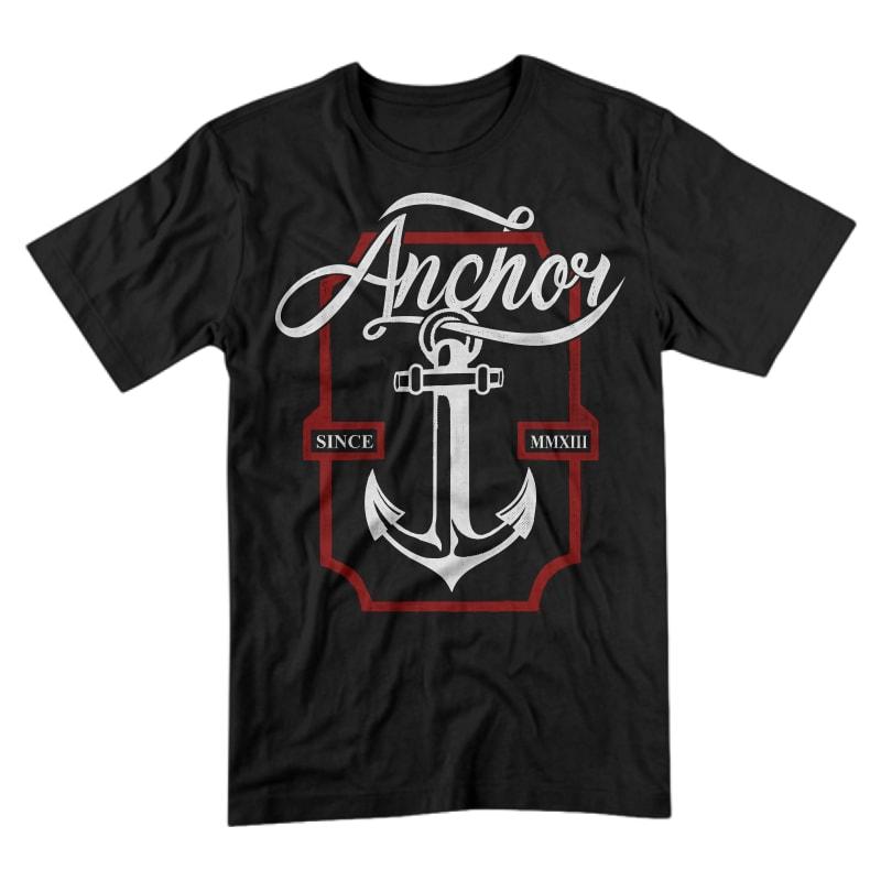 My Anchor buy t shirt design
