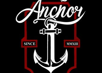 My Anchor buy t shirt design