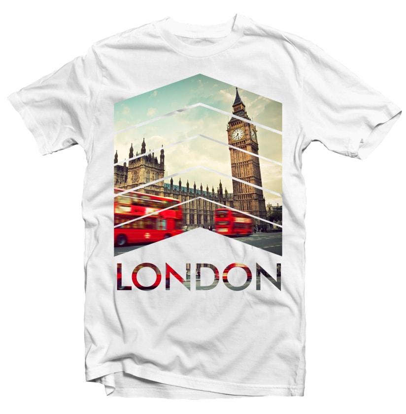 London Arrows buy t shirt design