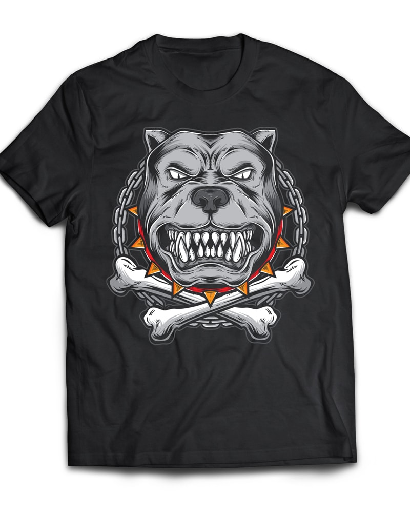 PITBULL buy t shirt design