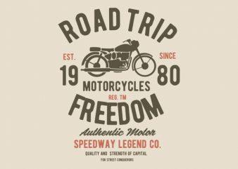 Road Trip t-shirt design