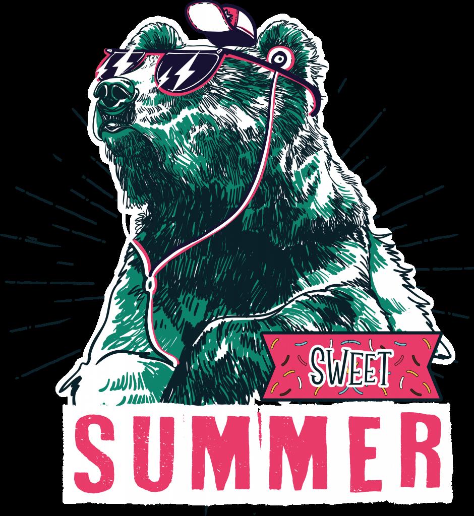 Sweet summer buy t shirt design