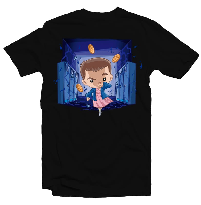 Eleven buy t shirt design