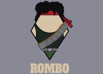Rombo buy t shirt design