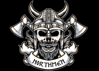 Viking Badge buy t shirt design