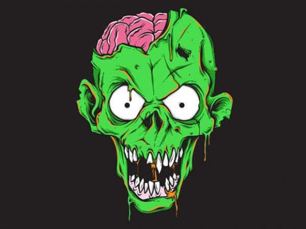 zombie 600x450 - zombie buy t shirt design