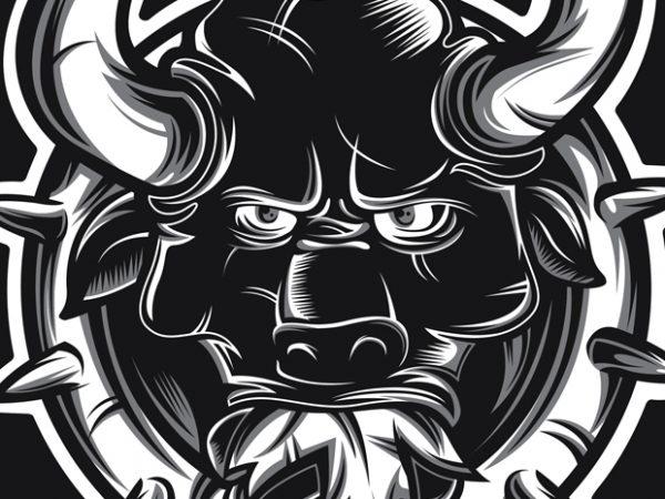 1 1 600x450 - Crazy Bull buy t shirt design
