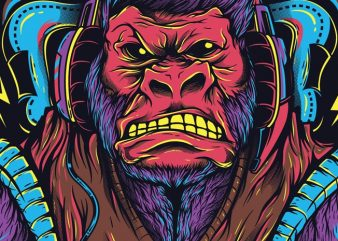 Gorilla Games buy t shirt design